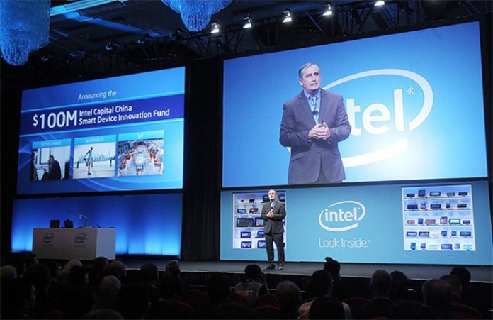Intel Developer Forum - Китай