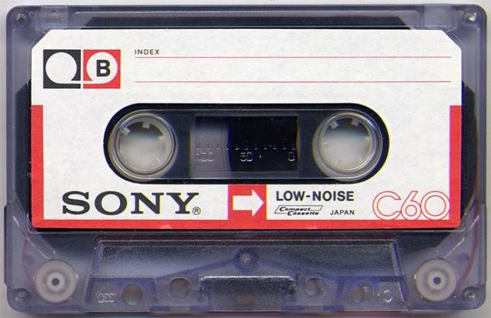 Касета на Sony