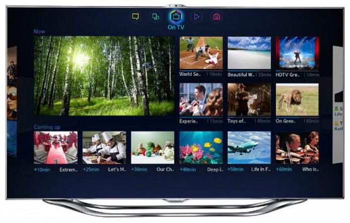 Tizen телевизор