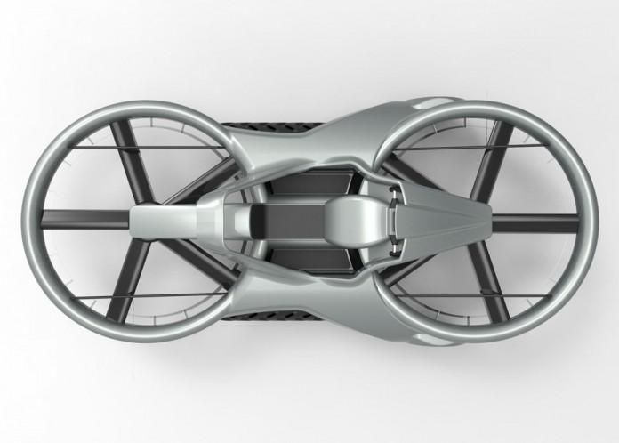 Aero-X ховърбайк на Aerofex