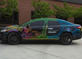 Кола концепт на Ford