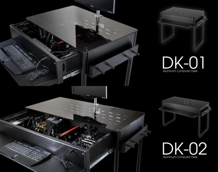 DK-01X и DK-02X на Lian Li