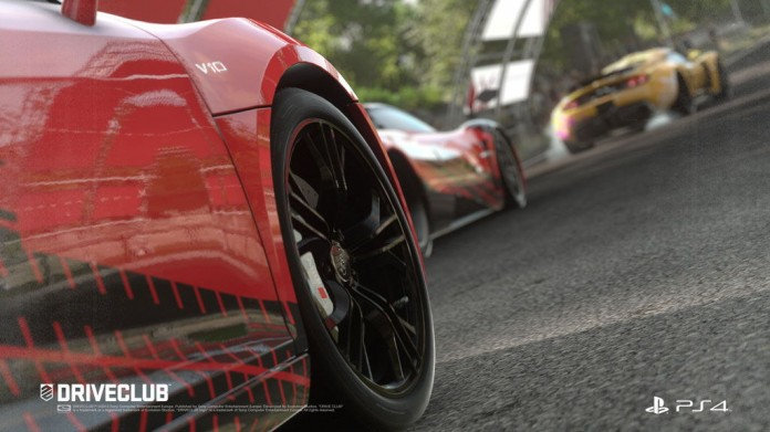 Driveclub за PlayStation 4