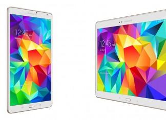 Galaxy Tab S 8.4 и 10.5