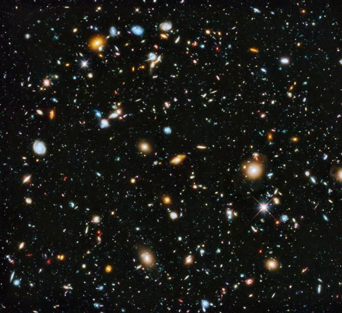 Изображение на NASA на Вселената
