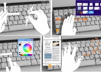 Клавиатура на Microsoft