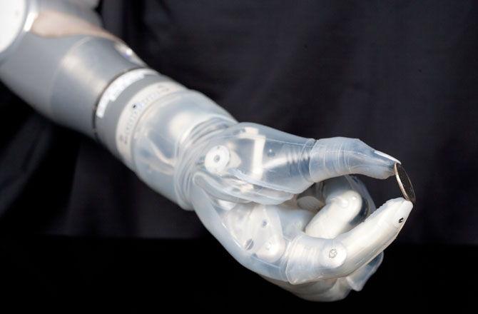 Протеза за ръка Deka Arm