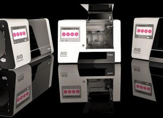 """Zeus - 3D принтер """"всичко в едно"""""""