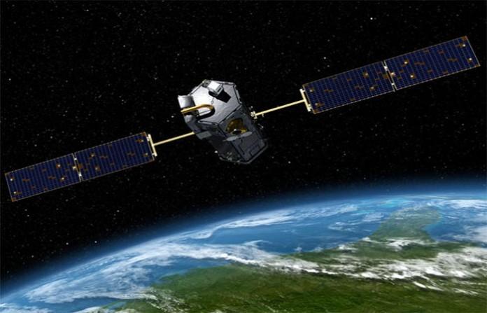 сателита Orbiting Carbon Observatory-2 на NASA