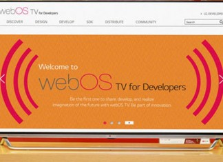 webOS на LG