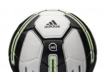 Топката micoach на Adidas