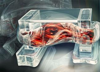 Биоробот създаден от мускулни клетки