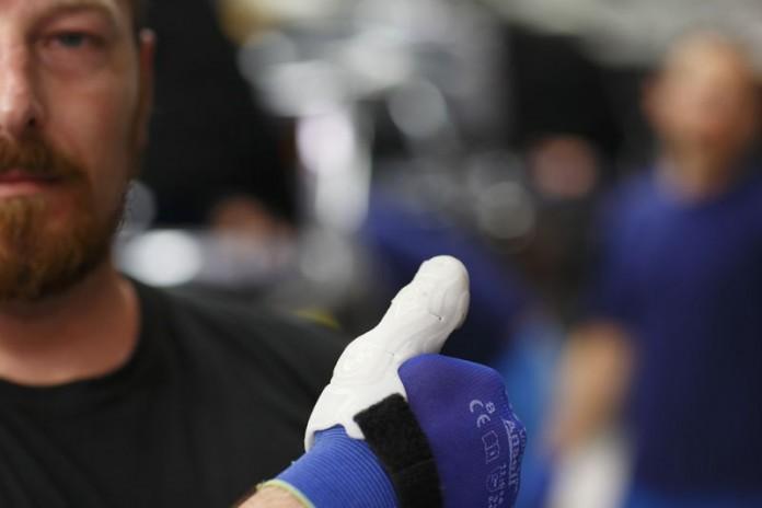 3D протектора за палец на BMW
