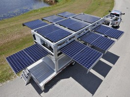 Мобилна соларна система Ecos PowerCube