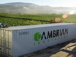 EcoVolt на Cambrian Innovation