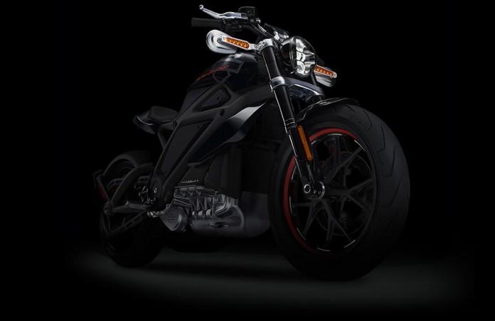 LiveWire първият електрически мотор на Harley-Davidson