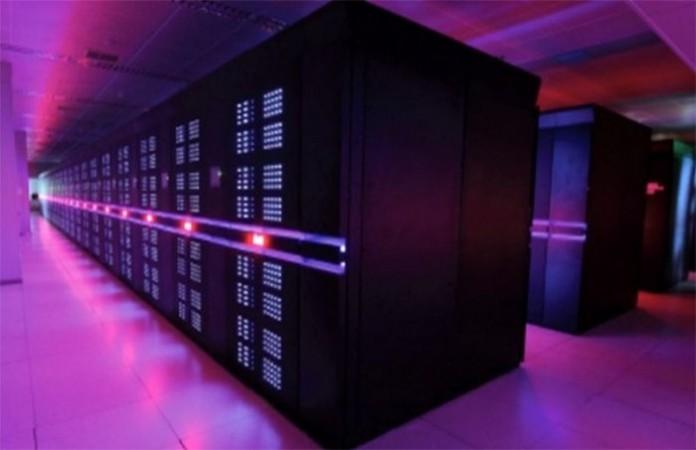Суперкомпютъра Tianhe-2