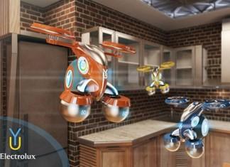 Yura - барман дрон