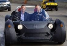 3D принтирана кола на Local Motors