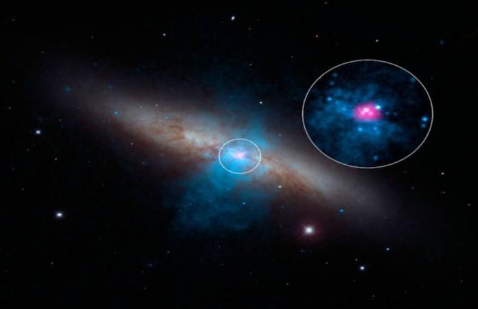 M82 X-2 пулсар