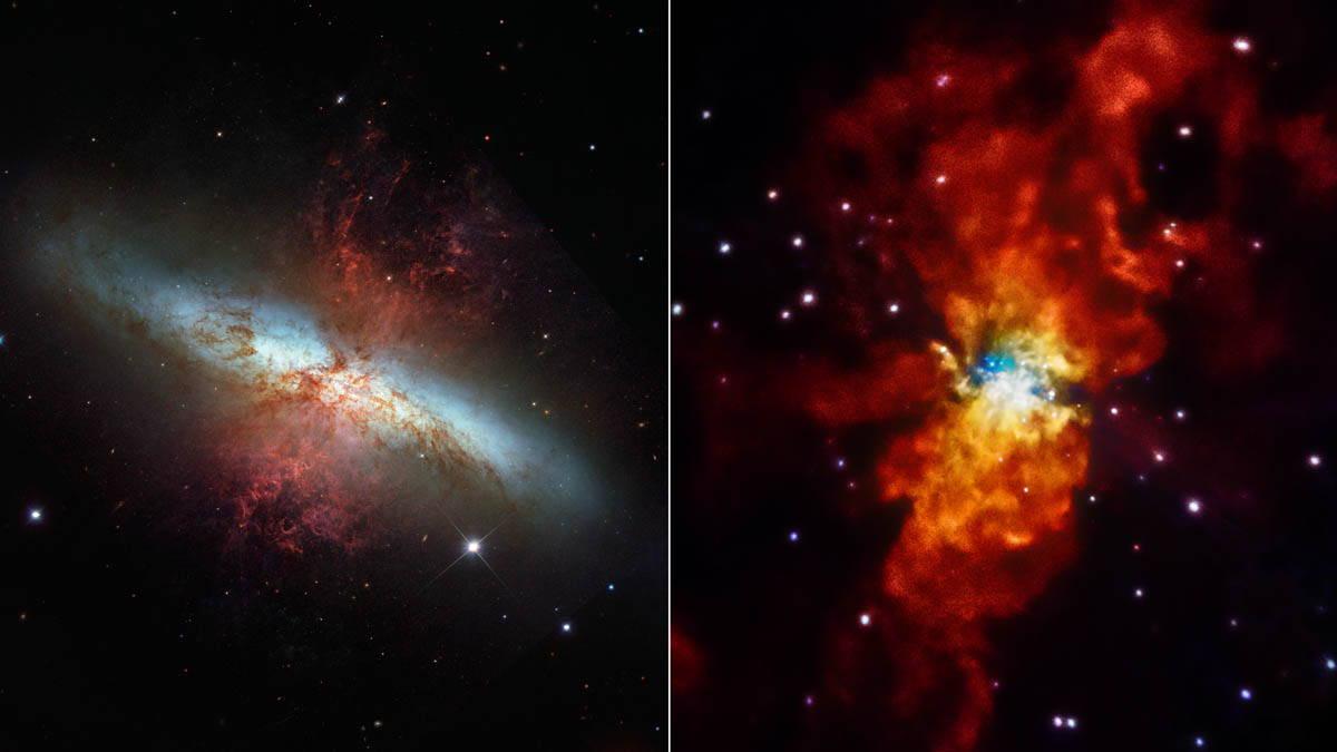 Снимка/NASA,STScI,AURA