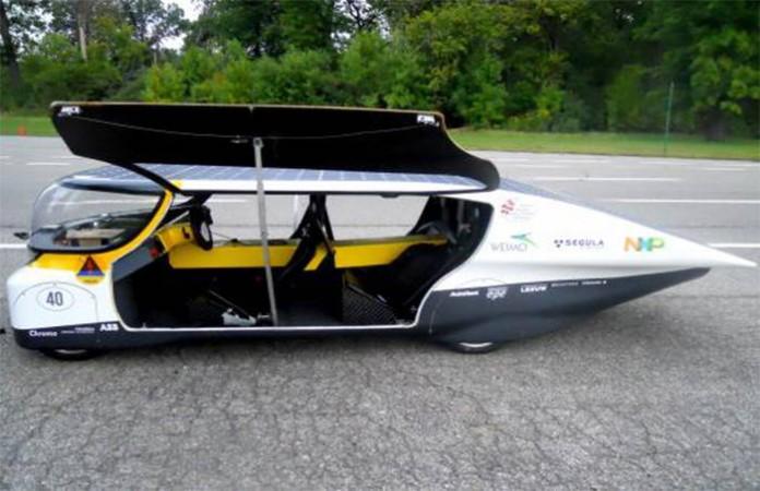 Stella - соларна кола