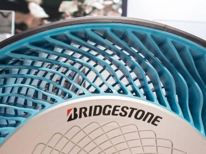 Air Free гуми на Bridgestone