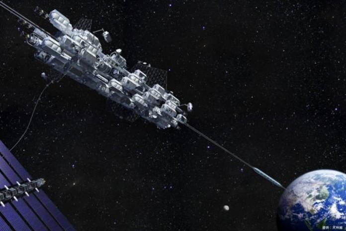 Асансьор в Космоса, проект на Obayashi Corporation