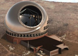 тридесет-метровия телескоп