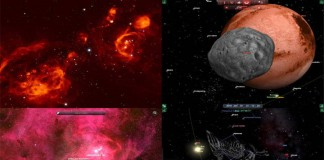 iOS приложения за любителите на звезди