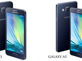 Samsung Galaxy A5 и A3
