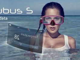 Маска за гмуркане Scubus S