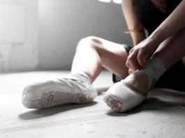 E-traces плаци за балет