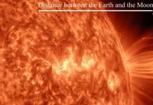 слънчевото петно AR 2192