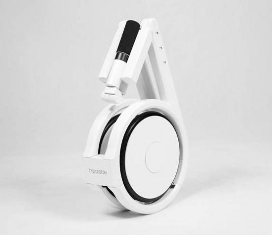 Сгъваемото електрическо колело Impossible